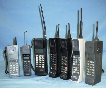 Analogue Mobiles - 1G